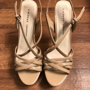 Tippy Top Chinese Laundry Pageant Shoes